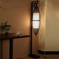 chinese classical floor lamp living room antique bedroom tall desk