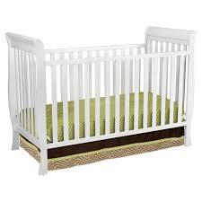 Sleigh Crib Convertible Delta Children Enterprise Glenwood 3 In 1 Convertible Sleigh Crib