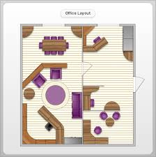 Office Floor Plan Software Office Layout Software Create Great Looking Office Plan Office