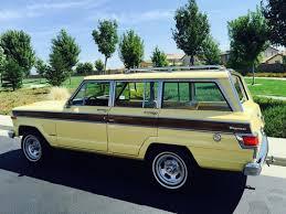 old jeep grand wagoneer jeep grand wagoneer for sale hemmings motor news