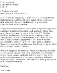 concise cover letter professional cover letters