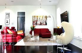 Decorating With Red Sofa Creative Charming Red Couch Living Room Design Living Room Red