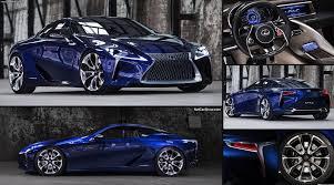 toyota lexus lf lc lexus lf lc blue concept 2012 pictures information u0026 specs