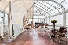 new york penthouse with greenhouse