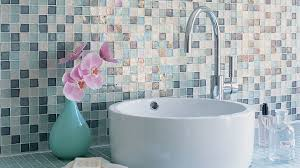 mosaic ideas for bathrooms beautiful and simple designs mosaic tiles with dramatic black