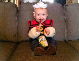 Popeye Baby Halloween Costume Baby Elmer Fudd Costume Costume Model Ideas