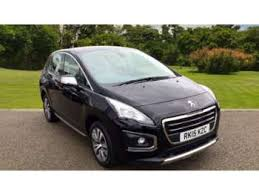peugeot estate cars for sale used peugeot 3008 cars for sale in enfield north london motors co uk