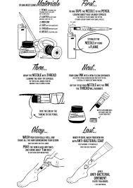 de 25 bedste idéer inden for homemade tattoos på pinterest