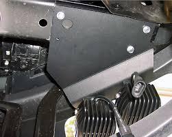 2013 ford f150 fog light replacement 2010 2014 f150 raptor rigid led off road fog light bracket kit 40235