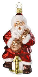 pickin the strings banjo ornament by inge glas in neustadt by coburg