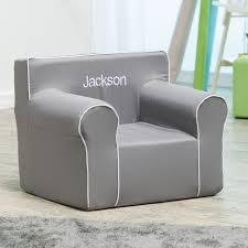 Personalized Kids Sofa Wonderful Personalized Kids Chair In Home Decor Ideas With