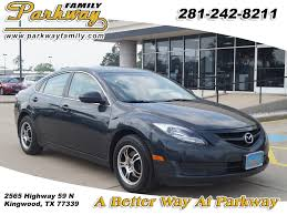 mazda 2012 used 2012 mazda mazda6 i sedan 44144m for sale in kingwood near