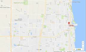 kenosha map a cheap way to visit downtown chicago
