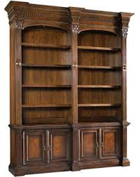 Double Bookcase Mahogany And More Bookcases Large Old World Library Walnut Bookcase