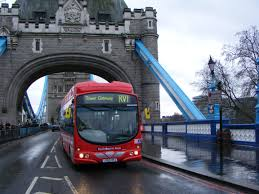 london tower bridge bus nikeweekend