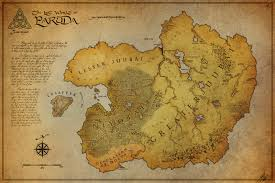 Worlds Map by The Lost World Paruda Map By Jocarra On Deviantart