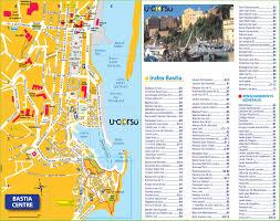 Nancy France Map by Bastia Maps Corsica France Maps Of Bastia