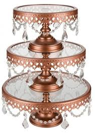 gold cake stands 3 cake stand set glass top dessert wedding display