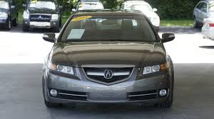 2008 Acura Tl Interior 2008 Acura Tl 4dr Sedan In Knoxville Tn U S Auto Network