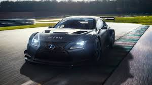 lexus rcf for sale in usa news lexus rc f gt3 2017 review youtube
