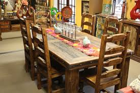 western dining room furniture western decor rustic tables southwestern furniture agave