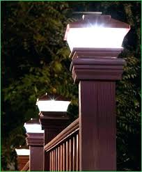 light pole home depot light post lights solar light for deck post solar post lights