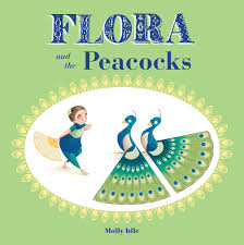 flora and the peacocks molly idle 9781452138169 amazon com books