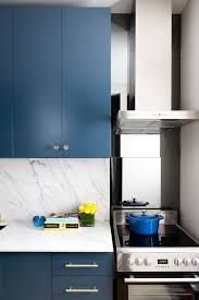 blue kitchen cabinets toronto toronto interior design kitchens benjamin