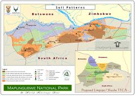 Soil Maps South African National Parks Sanparks Official Website