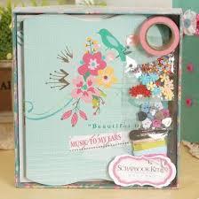 baby scrapbook album diy scrapbook album diy handmade children s album luxury