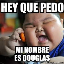 Fat Chinese Boy Meme - meme fat chinese kid hey que pedo mi nombre es douglas 17044994