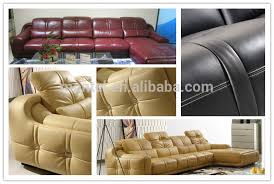 German Leather Sofas Leather Center Sofa Hereo Sofa