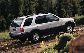 2000 honda passport information and photos zombiedrive