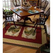 Rooster Runner Rug Orian Country Rooster Runner Rug 1 11 X 6 For