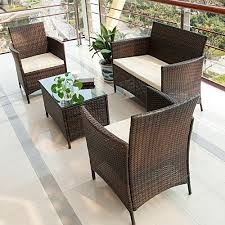 patio table and chairs clearance btm rattan garden furniture sets patio furniture set garden