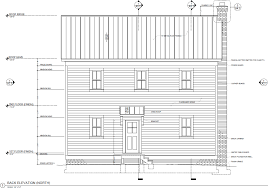 two story 16 u2032 x 32 u2033 virginia farmhouse house plans u2013 project small