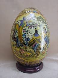 decorative eggs satsuma decorative egg from china egg egg and craft