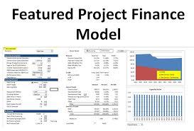 Financial Modeling Excel Templates Edbodmer Home