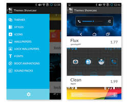 Cyanogenmod Themes Play Store | cyanogen theme showcase app now available from google play
