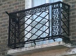 simple iron grill design balcony grill design exterior modern
