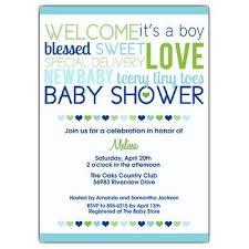 Birthday Invitation Words Baby Boy Shower Invitation Wording Baby Boy Shower Invitation