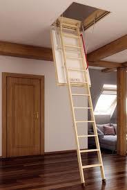sliding wooden loft ladder supplied u0026 fitted across the uk loftology