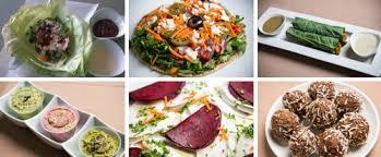 arya bhavan chicago raw food