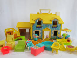 home design fisher price dollhouse furniture library garage