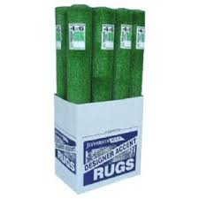 Outdoor Turf Rug Jefferson Home Fashions Grass Area Rug 4 X 6 Green