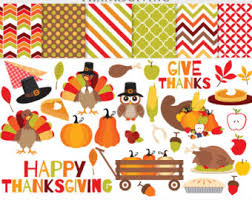 happy thanksgiving clip for personal and commercial use