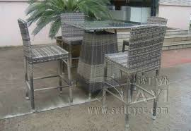 Patio Bar Furniture by Online Get Cheap Outdoor Bars Furniture Aliexpress Com Alibaba