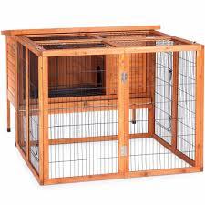 Large Rabbit Hutch Large Rabbit Playpen 461pen Prevue Pet Products