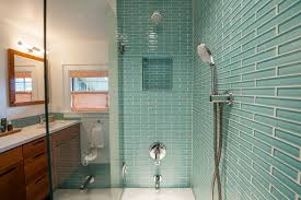 sea glass bathroom ideas popularity of sea glass tile decoration med home design posters