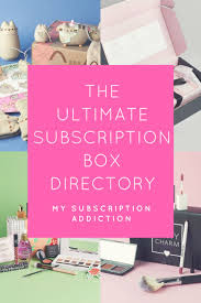 best 10 monthly subscription boxes ideas on pinterest monthly